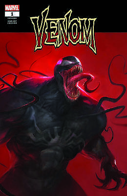 Venom 1 Francesco Mattina Variant Lgy 166 Donny Cates Spider-Man 2018 3000 Print