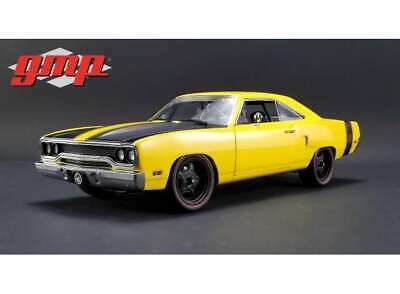 Plymouth Road Runner Street Fighter 6-pack Attack 1:18 - 18837 GMP