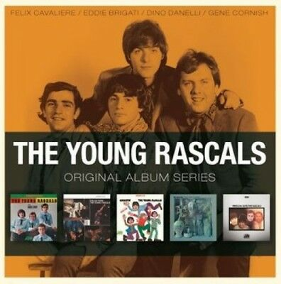 Original Album Series: The Young Rascals - The Young Rascals