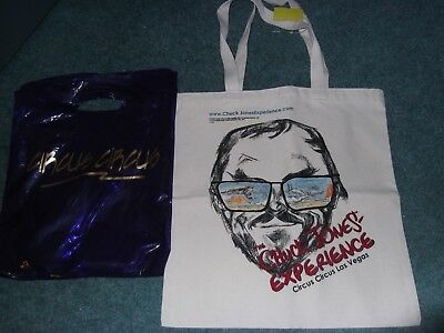 Chuck Jones Experience in Las Vegas Tote Bag Looney Tunes Bugs Bunny Daffy Duck