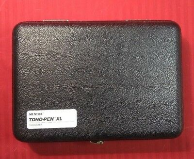 TONO-PEN XL By Mentor. W/Case
