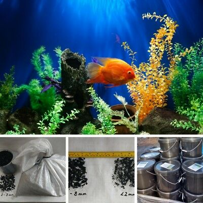 Activated Carbon (Granulated Charcoal) for Aquarium Fish Tank Filter Media