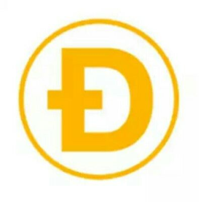 1000 Dogecoin (1K DOGE)*Market Price*Accept Cryptocurrency*See Description*Easy!