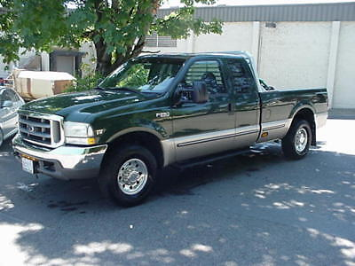 1999 Ford F-250 XLT Ford F-250 Supercab 7.3 Powerstroke Turbo Diesel - Clean One Owner CarFax