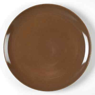 Iroquois Russel Wright CASUAL BROWN Chop Plate (Round Platter) 3935578