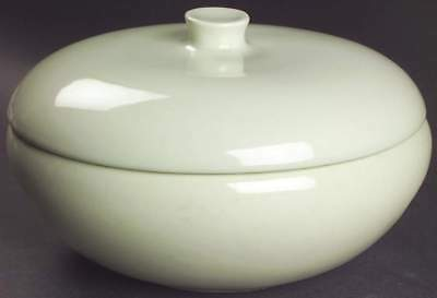 Iroquois Russel Wright CASUAL LETTUCE GREEN Casserole Dish With Knob Lid 7241545