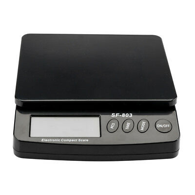 New Heavy Duty 66lbs Digital LCD Postal Scale Shipping Electronic Scale 30KG US
