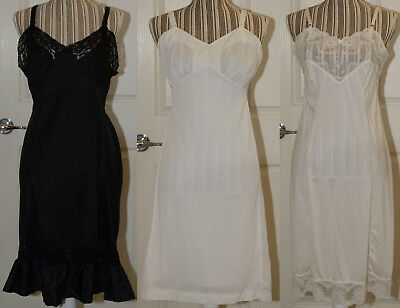 Lot of 3 Full Slips Sears all size 38 all good condition