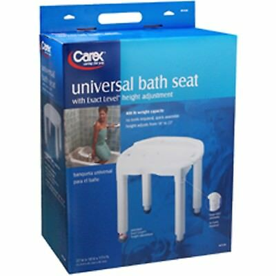 Bath Bench Wo Back Cmps Carex