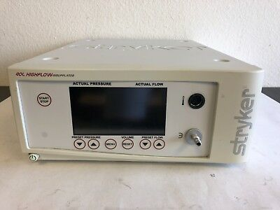 Stryker 40L CORE Highflow Insufflator 620-040-504