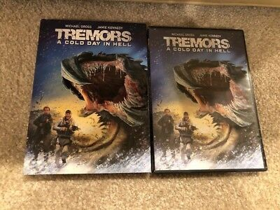 Tremors A Cold Day In Hell DVD ( Ship Now)