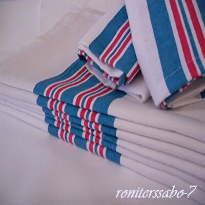 12 Pieces NEW BABY RECEIVING SWADDLING HOSPITAL BLANKETS LARGE 30''X40'' STRIPED