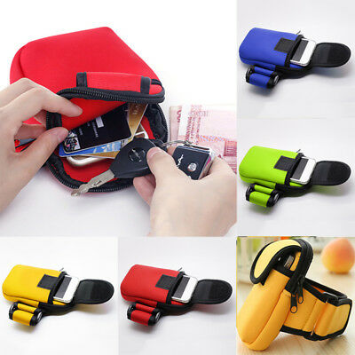 Sports Running Jogging Riding Gym Armband Arm Band Case Cover Holder For Phones