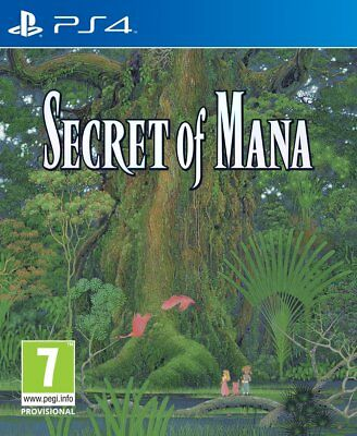Secret of Mana (PS4)  BRAND NEW AND SEALED - IN STOCK - QUICK DISPATCH - IMPORT