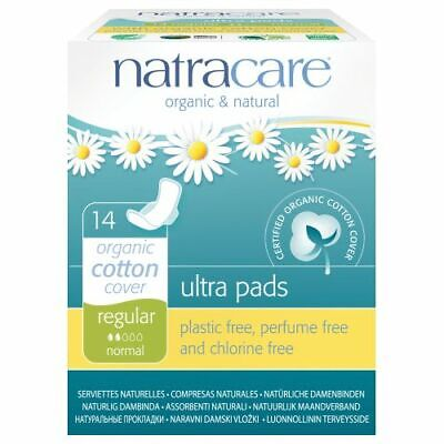 Ultra W/ Wings Pads 14 CT EA by Natracare