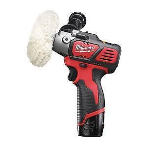 M12 Variable Speed Polisher/Sander - Bare Tool Milwaukee Electric Tools MLW2438-
