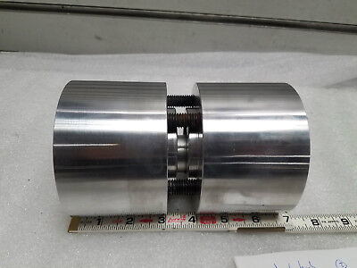 "Front Custom Mag Wheel Hub Dual Disc Harley 1"" Ultima Touring softail chopper"