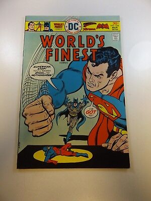 World's Finest #236 VF- condition Free shipping on orders over $100.00!
