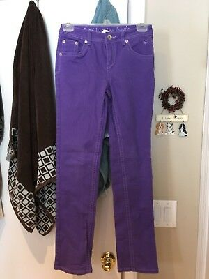 Justice Jeans - Girl's Skinny Leg - Pre-owned - Size 14R