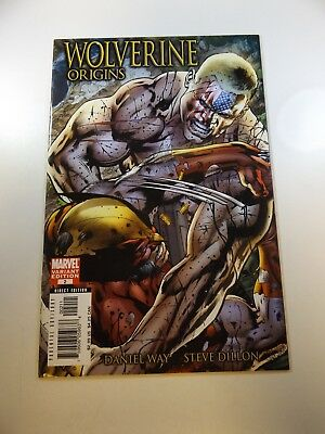 Wolverine Origins #2 variant VF- condition Huge auction going on now!