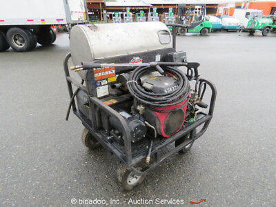 Shark Karcher SSG503537E/G Hot Water Presure Washer Honda Gas 20HP 3500 PSI