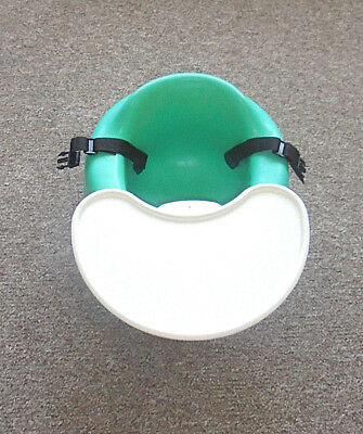 Bumbo Seat With Safety Straps Complete With Play / Feeding Tray