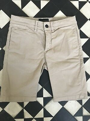 Finger In The Nose Allen Bermuda Chino Shorts  - Beige Age 12 / 13 3XL