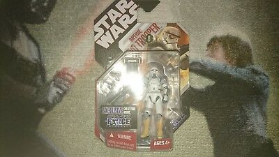 STAR WARS 30th AC The Force Unleashed #09 IMPERIAL EVO TROOPER (2008) HASBRO