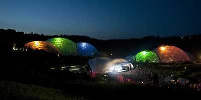 Bjork ticket at Eden Project St.Austell on Sat 7th July 2018