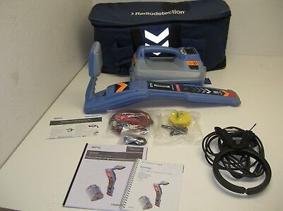 Radiodetection RD7100 TL 10 watt FF  7000 Underground Utility Cable Pipe Locator