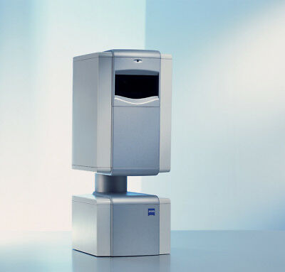 Carl Zeiss i terminal, I-terminal centering system used in working condition