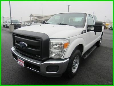 Ford F-250 XL 2014 XL Used 6.2L V8 16V Automatic RWD Pickup Truck