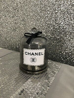 Scented Chanel Dome Candle