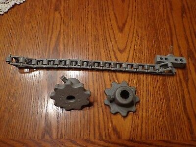 Clipper M-2B Seed and Grain Cleaner Brush Drive Parts