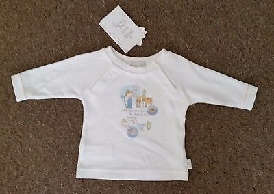 BNWT 'MAX AND TILLY' LONG SLEEVE TOP Size 0000