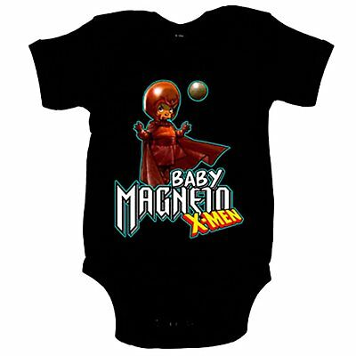 Body bebé X-Men Magneto Baby
