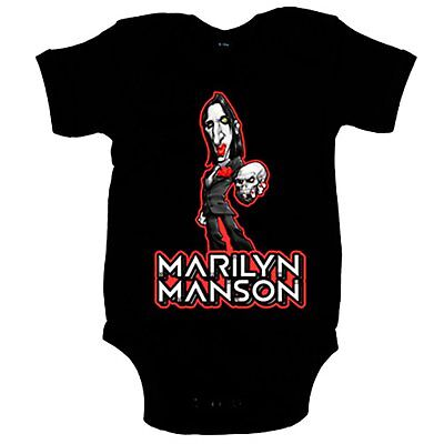 Body bebé Marilyn Manson