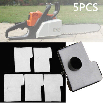 5 Pieces New Replace Air Filter fit for Stihl MS170 MS180 017 018 Chainsaw