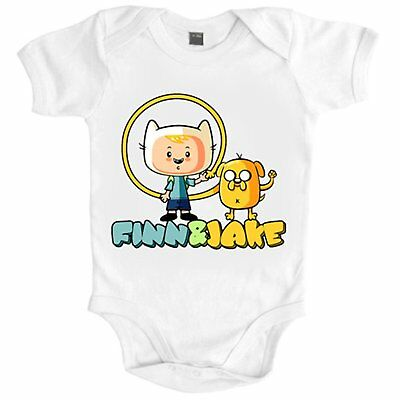 Body bebé Finn & Jake