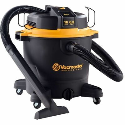 Vacmaster VJH1612PF 0201 Beast 16-Gallon Professional Series Wet Dry Vac