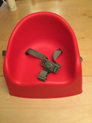 Baby Booster Chair Dining Portable With Harness & Chair Fastenings
