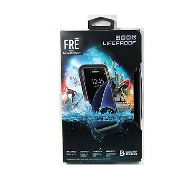Lifeproof Case For Samsung Galaxy S8+ Fre Shock Waterproof Genuine Blck 77-54833