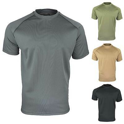Viper Tactical Men's Stretch Fit Wicking Sports Gym Mesh Tech Base Layer T-Shirt