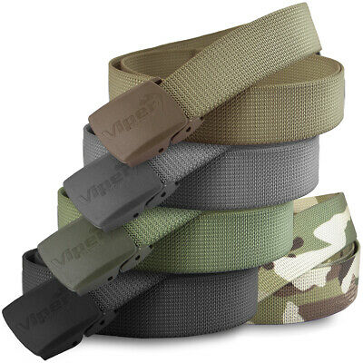 Viper Tactical Mens Webbing Airport Friendly Military Army Airsoft Speed Belt