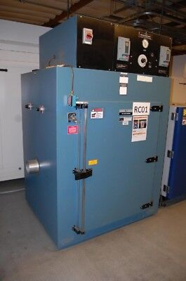 TPS Blue M Model HS 362-1 Friction-Aire Safety Oven - 36 cu ft / Wrty