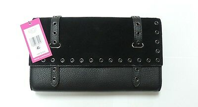 NEW VINCE CAMUTO Cason Mini Chain Strap Crossbody Black NOIR FREE SHIPPING