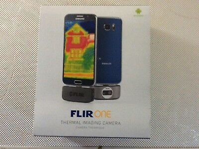Flir One Thermal camera for Android micro USB
