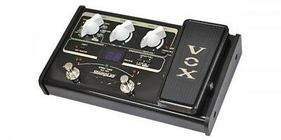 VOX StompLab SL2G Modeling Guitar Floor Multi-Effects Pedal F/S From Japan