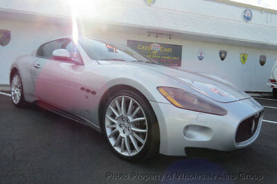 Maserati GranTurismo 2dr Coupe S CARFAX CERTIFIED . MINT CONDITION. CALL 954-744-1177. NATIONWIDE SHIPPING