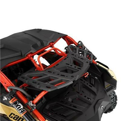 Can Am Maverick X3 RED LinQ luggage support pivoting rack OEM NEW #715003439